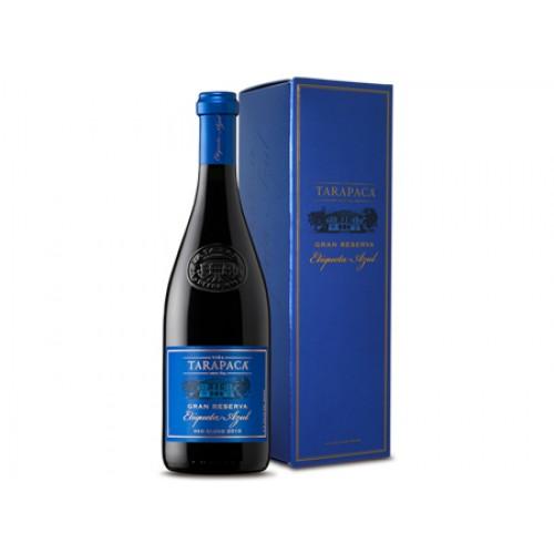 Vino Tarapaca Gran Reserva Etiqueta Azul 1 Botella Sku 36767