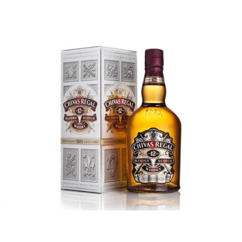 Whisky Chivas Regal 12  SKU 40399
