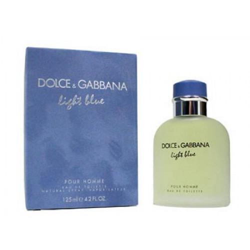 Dolce & Gabbana Light Blue Homme 125 ml  SKU 40644