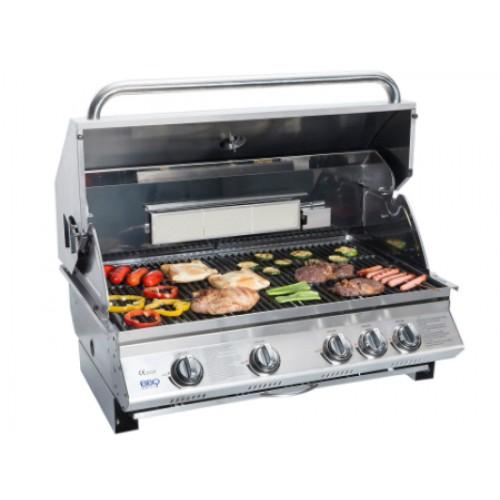Parrilla Empotrada Gas BBQ Grill BBQ401E SKU 44550