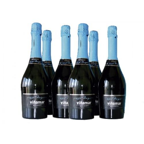 Espumante Viñamar Brut Unique 6 Botellas SKU 45176