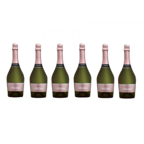 Espumante Viñamar Rosé 6 Botellas SKU 45195