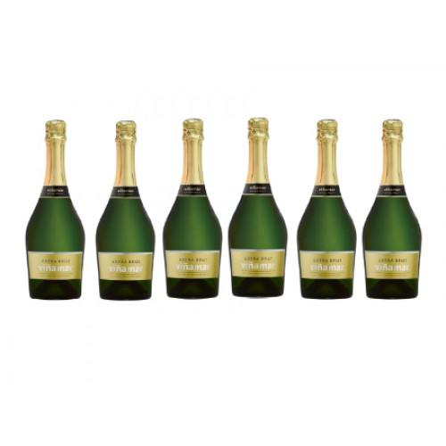 Espumante Viñamar ExtraBrut 6 Botellas SKU 45196