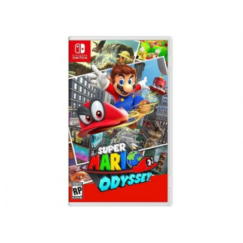 Juego Super Mario Odyssey Switch SKU 47516