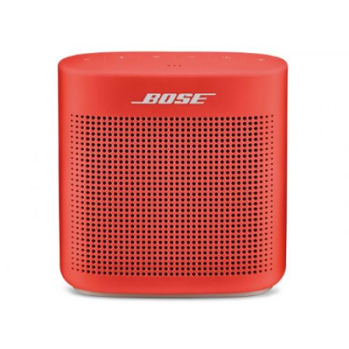 Parlante Bose SoundLink Color II(Rojo) SKU 47902