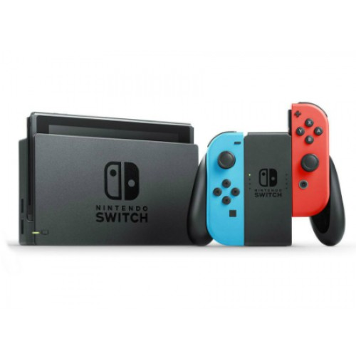 Consola Nintendo Switch Azul Rojo SKU 48962