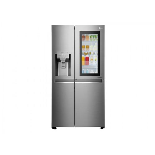Refrigerador LG Side by Side Instaview LS65SXN 601L  SKU 48967