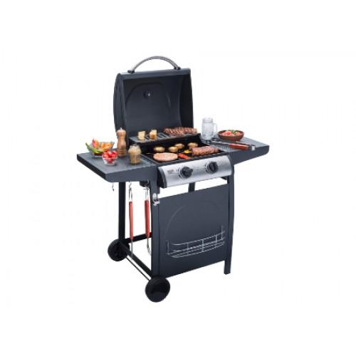 Parrilla Gas BBQ Grill BBQ201GCPRO SKU 50123