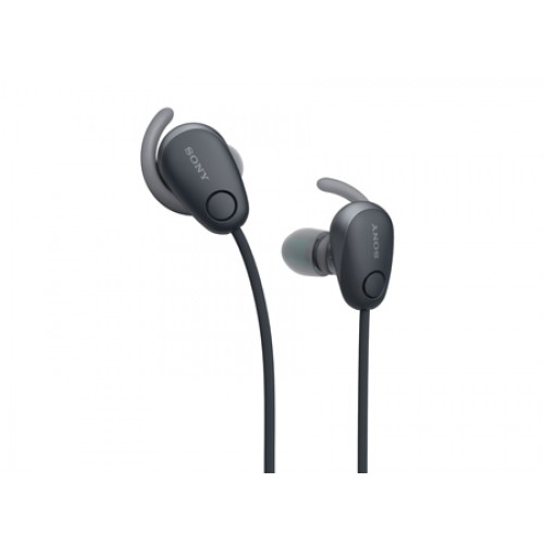 Audifono Sony Bluetooth Noise Cancelling WI-SP600 Negro SKU 53132