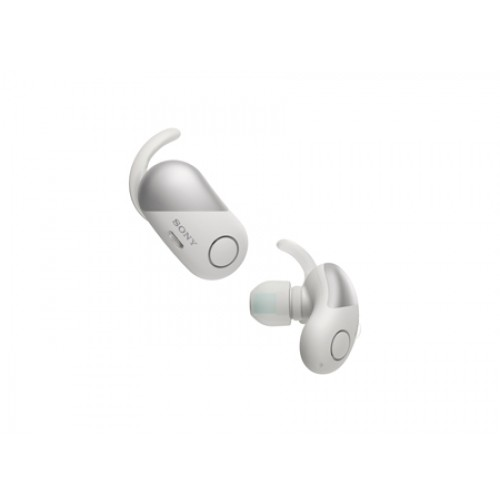 Audifono Sony Bluetooth Noise Cancelling WF-SP700N Blanco SKU 53135